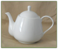RAFFLES Collection Porcelain Teapot (2-cup or 4-cup)