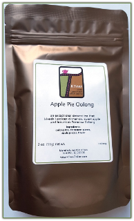 Apple Pie Oolong