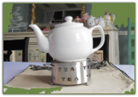 Luxembourg Tea Warmer - Stainless Steel