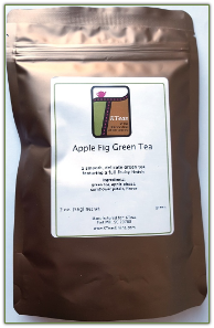 Apple Fig Green Tea