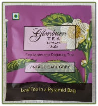 Glenburn Vintage Earl Grey Pyramid Tea Bags