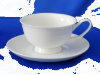 HELIOS Collection Porcelain Tea Cup & Saucer Set