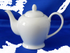 HELIOS Collection Porcelain 2-cup Teapot