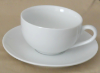RAFFLES Collection Porcelain Tea Cup & Saucer Set